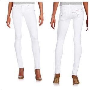 Hudson Collin Jeans w/Flap pocket. F43